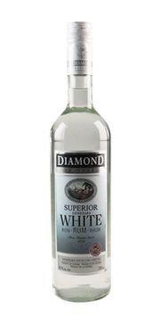 Diamond Reserve 2 Year White Rum (Litre) - 40%