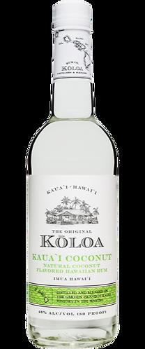 Koloa Kaua'i Coconut Rum 750ml 40%