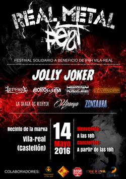 Cartel Flyer concierto