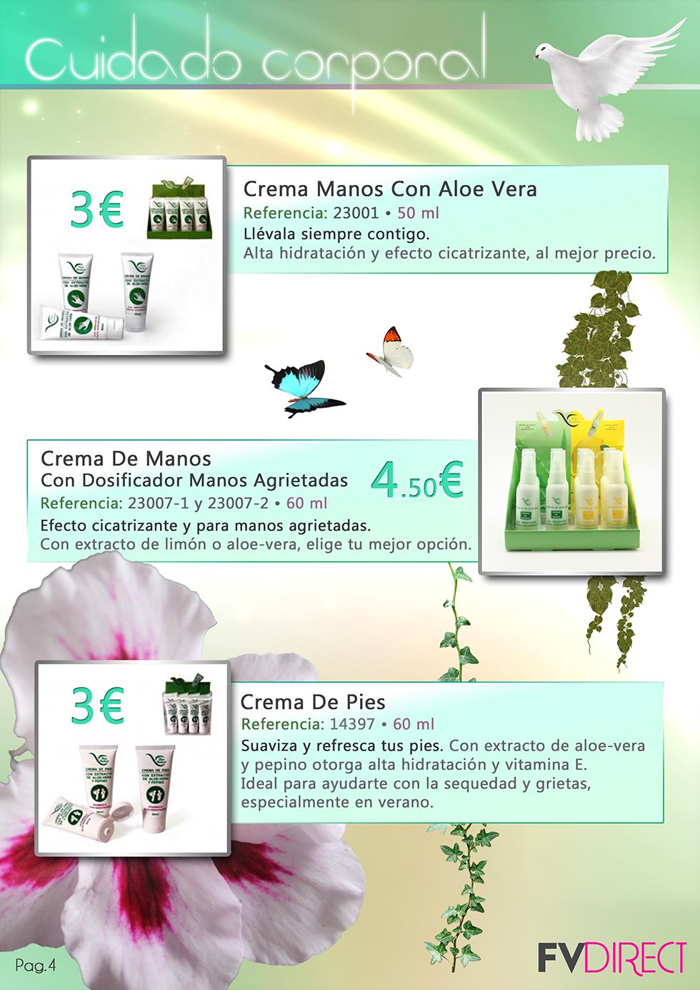 catalogo productos sarins verde