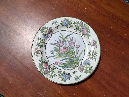 Bird Porcelain Plate
