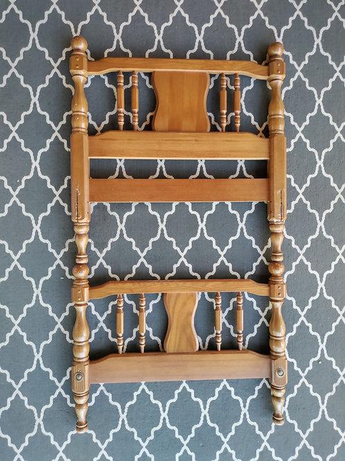 Wooden Headrests