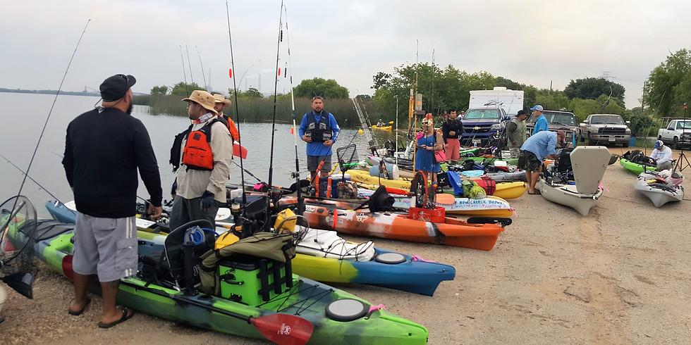 Kayak Tournament 2020 Benefit