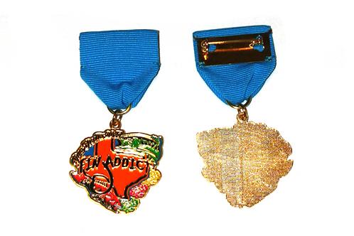 Fin Addict Angler Fiesta Medal Collection