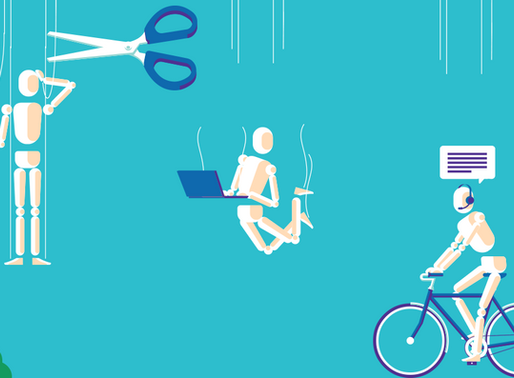The Future of Work: From Digital Transformation to Cultural Transition