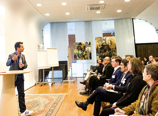 Keynote | Hybrid Thinking @AaltoEE, Helsinki