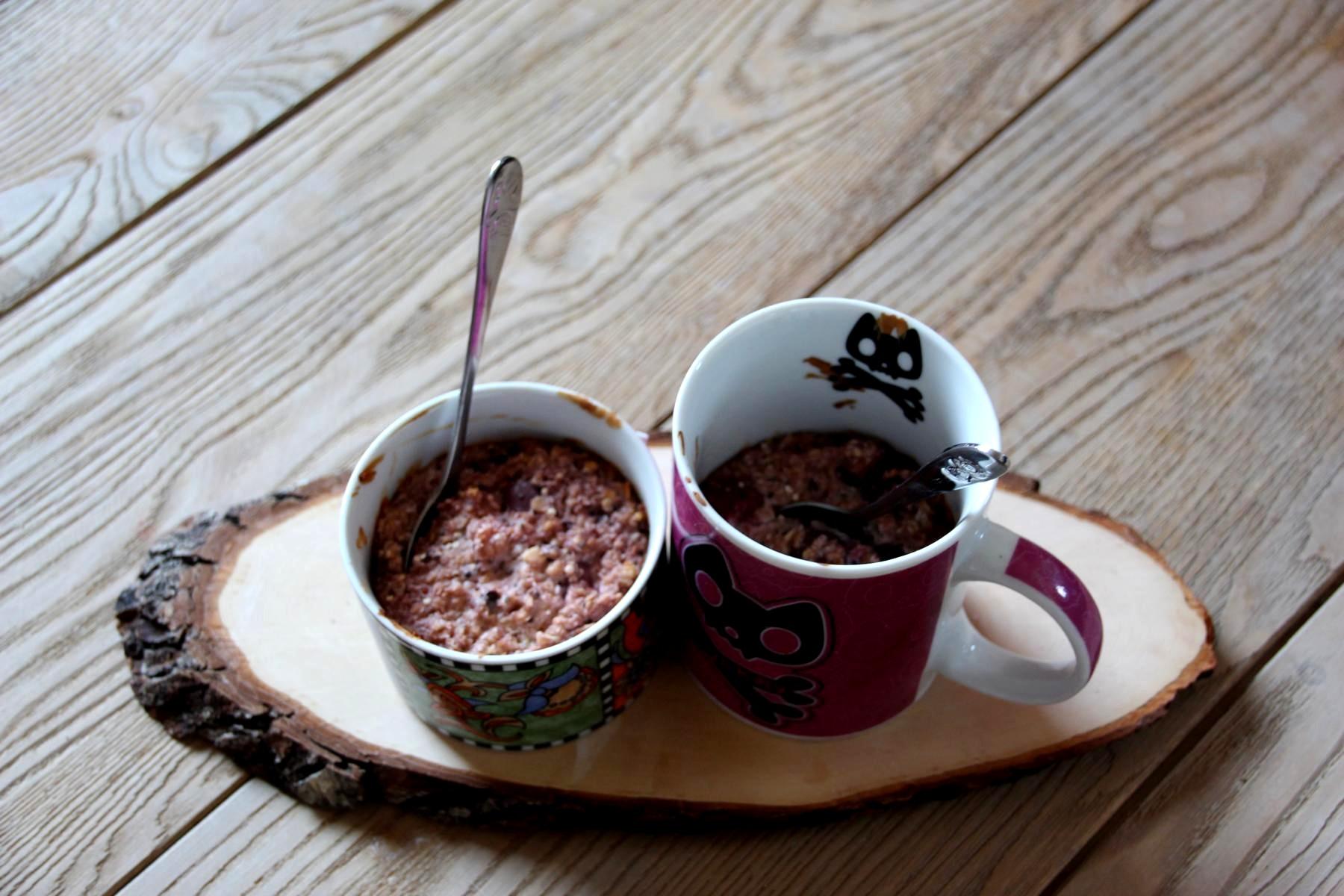 Kokos-Kirsch-Küchlein