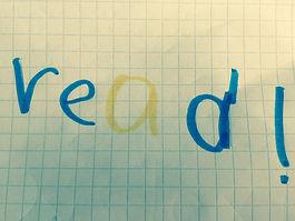 child spelling
