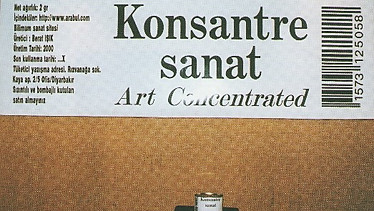 Art Concentrated
