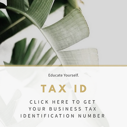 Business Tax ID number