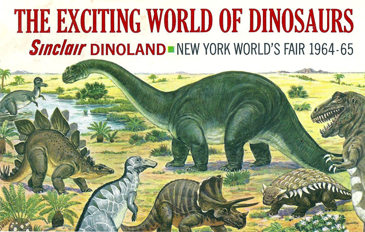 Exciting World of Dinloand World's Fair 1964-65