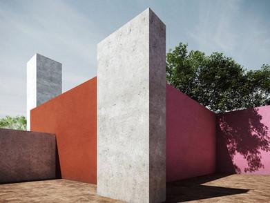 Cidade do México: Casa Luis Barragán