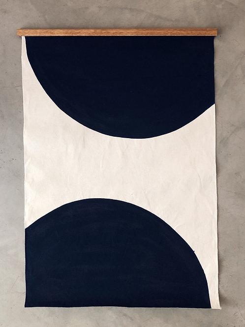 modernistas azul • camila cherobin
