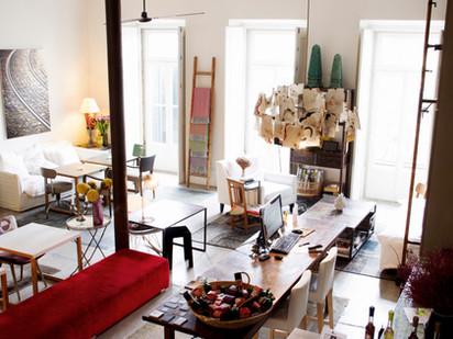 Lisboa: Casa das Janelas com Vista