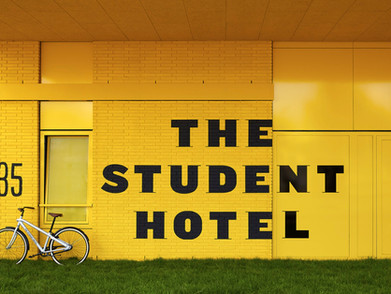 Amsterdã: The Student Hotel