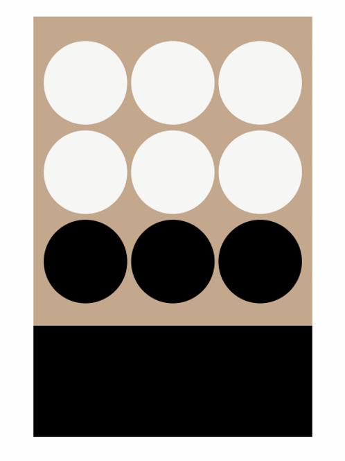 serigrafia jogo a • raffaele asselta