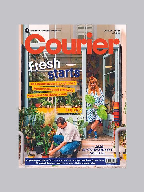 revista courier | edição 35