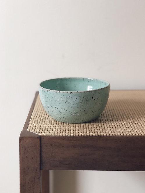 bowl cerâmica | verde sálvia