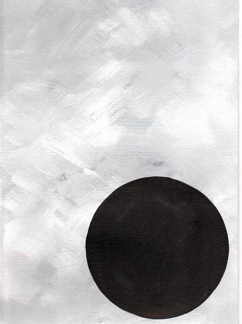 pintura nuvem 3 • raffaele asselta   com moldura