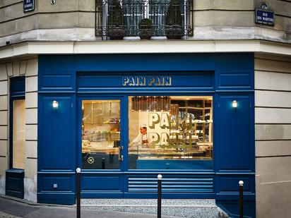 Paris: Pain Pain