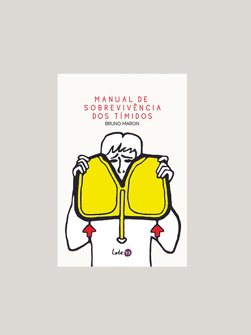 livro manual de sobrevivência dos tímidos