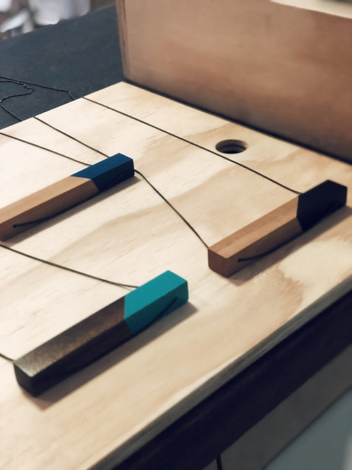 colar madeira barra