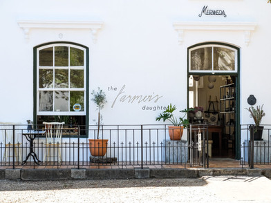 Stellenbosch: The Farmers Daughter