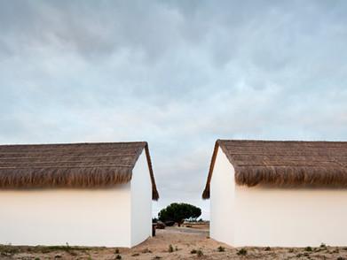 Comporta: Casas na Areia