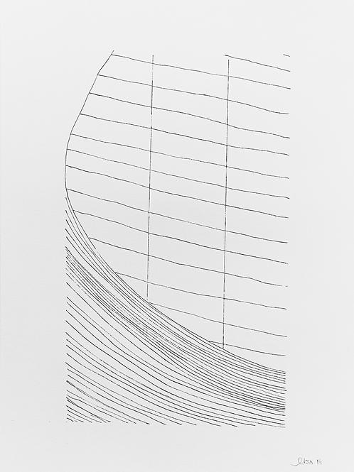 gravura linhas copan • glauber sampaio | exposição orto
