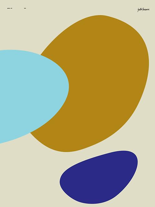 poster glóbulo VIII • gustavo francesconi