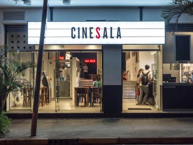 São Paulo: Cine Sala