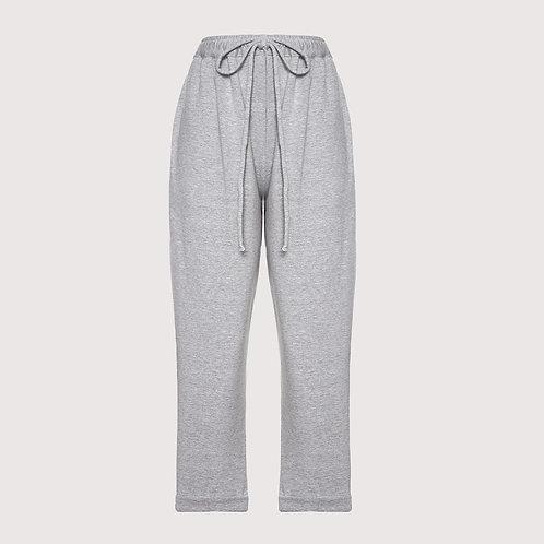 calça pijama mescla