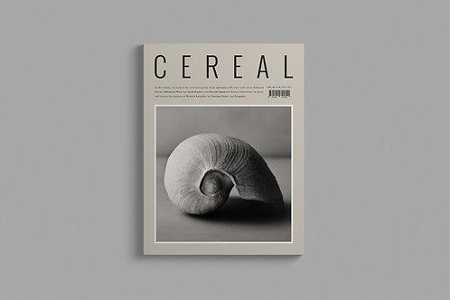 revista cereal   volume 20