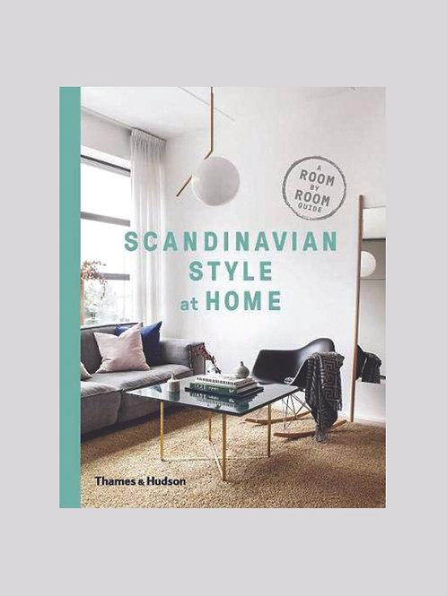 livro scandinavian style at home