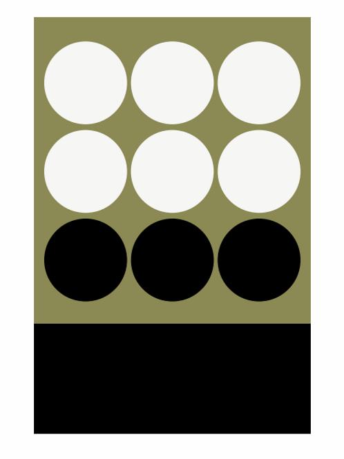 serigrafia jogo v • raffaele asselta