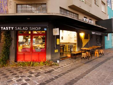 Curitiba: Tasty Salad Shop