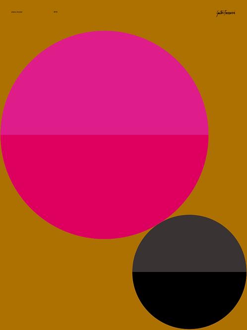 poster plano circular I • gustavo francesconi