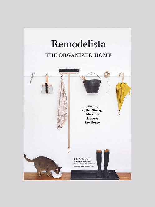 livro remodelista: the organized home