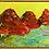 Thumbnail: pintura ruptura IV • gustavo francesconi