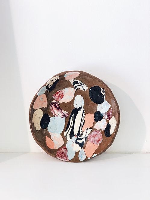 bowl marrom
