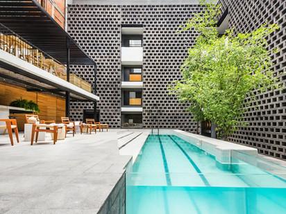 Cidade do México: Hotel Carlota