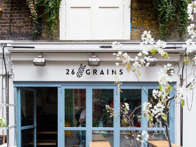 Londres: 26 Grains