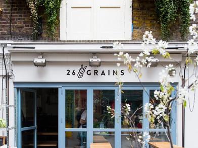 Londres: 26 Grains
