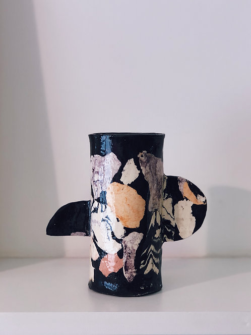vaso asinha preto
