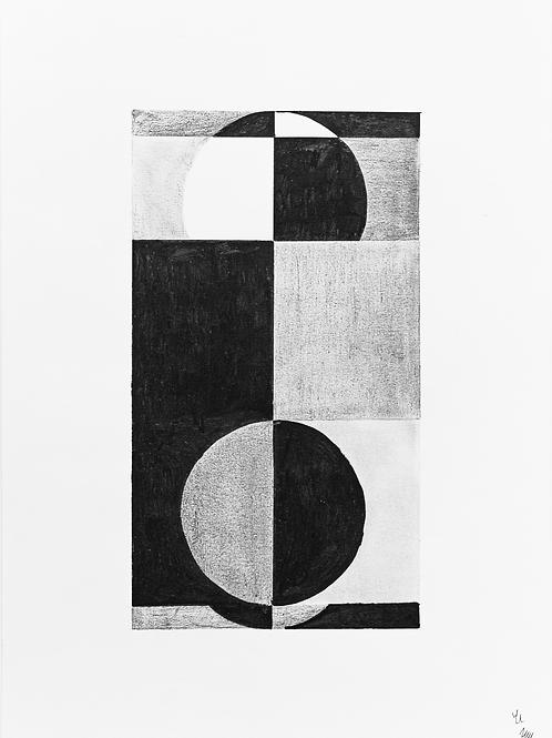 estudo geométrico Nº5 • glauber sampaio | exposição orto