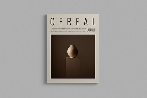 revista cereal | volume 19
