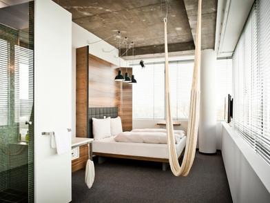 Viena: Hotel Daniel