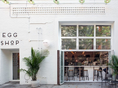 Nova York: Egg Shop