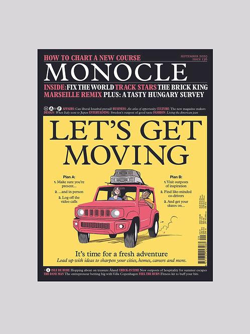 revista monocle | ed. 136