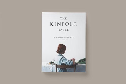 livro kinfolk   table